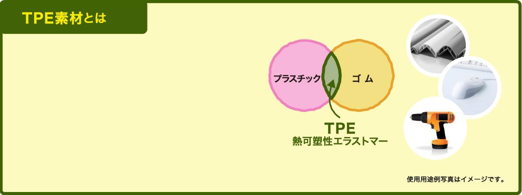 TPE素材とは