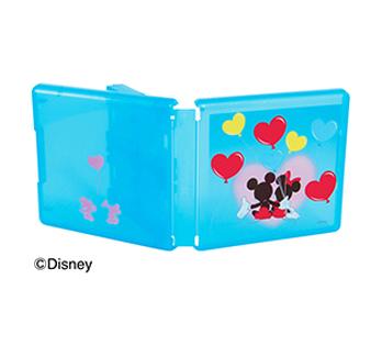 カードポケット8 ディズニーコレクション<br>ハートバルーン(ミッキー&ミニー)