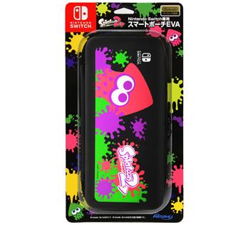 Nintendo Switch専用<br>スマートポーチEVA スプラトゥーン2
