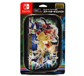 Nintendo Switch専用<br>スマートポーチコンパクト ポッ拳 DX