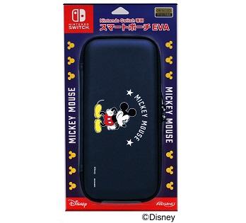 Nintendo Switch専用<br>スマートポーチEVA ミッキーマウス