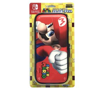 Nintendo Switch専用 スマートポーチEVA スーパーマリオ2