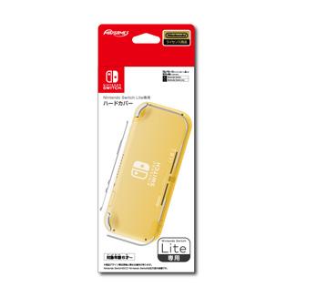 Nintendo Switch Lite専用<br>ハードカバー  クリア