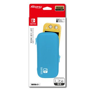 Nintendo Switch Lite専用<br>スマートポーチEVA