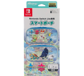 Nintendo Switch Lite 専用<br>スマートポーチ<br>ガラル地方の仲間たち