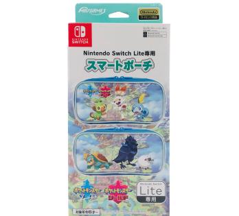 Nintendo Switch Lite 専用<br>スマートポーチ<br>ガラル地方の仲間たち