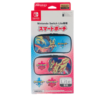 Nintendo Switch Lite 専用<br>スマートポーチ<br>伝説のポケモン