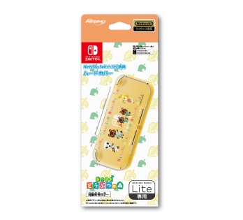 Nintendo Switch Lite専用<br>ハードカバー <br>あつまれどうぶつの森