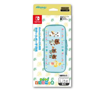 Nintendo Switch Lite専用<br>スマートポーチ EVA<br>あつまれどうぶつの森